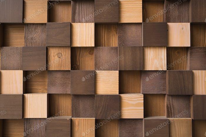 Modern Abstract Wooden Texture.