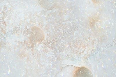 Shimmering white background design