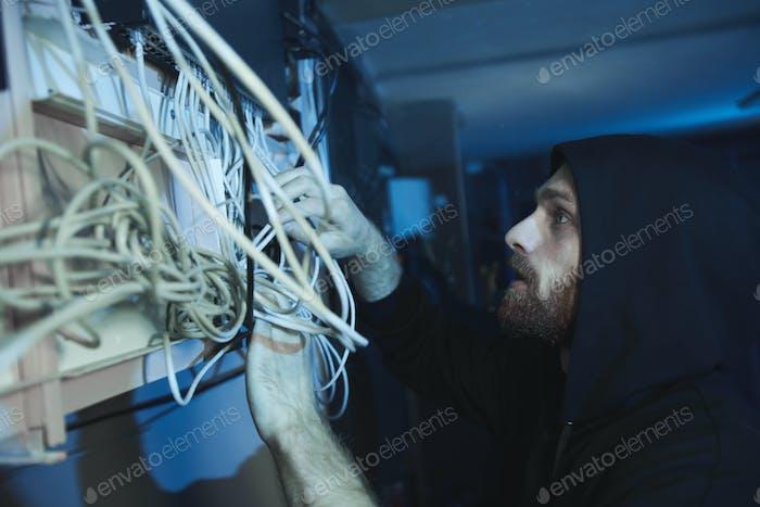 Comprobación de la conexión a Internet