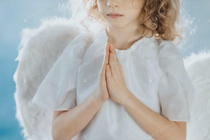 Zum Gott beten