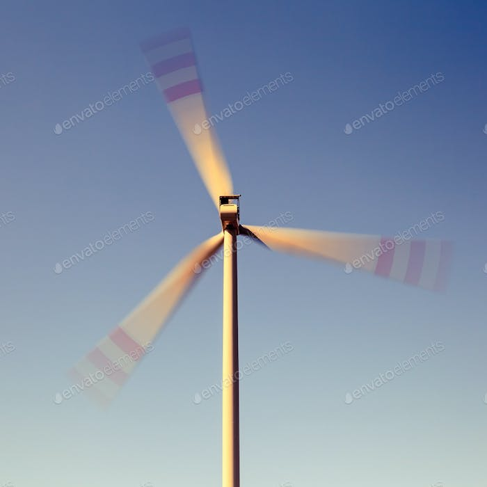 Wind turbine, alternative energy