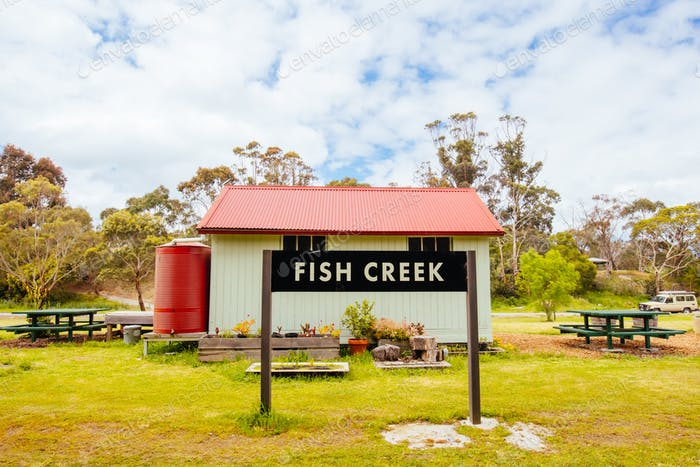 Fish Creek Victoria Australien