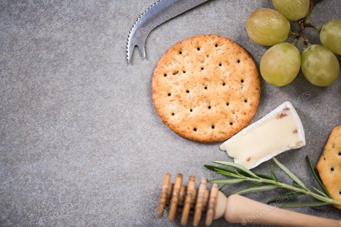 Cheese border background,mockup food frame.