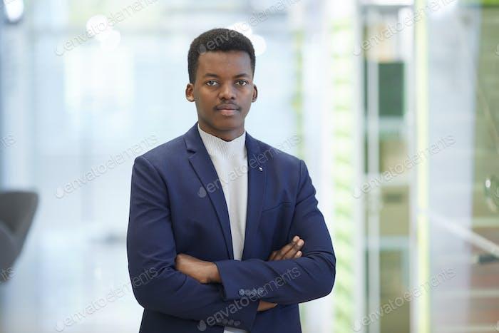 Successful African Businessman