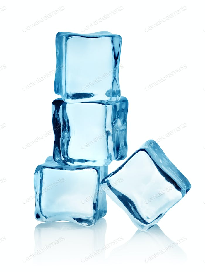 Group ice cubes