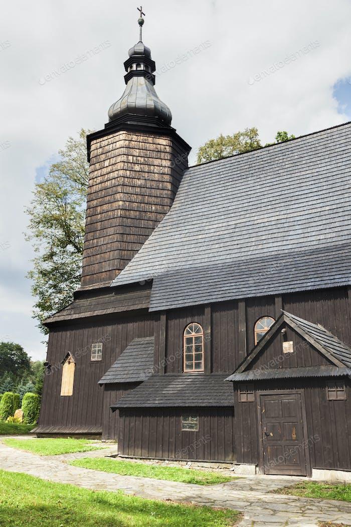 Wooden Church in Gromnik