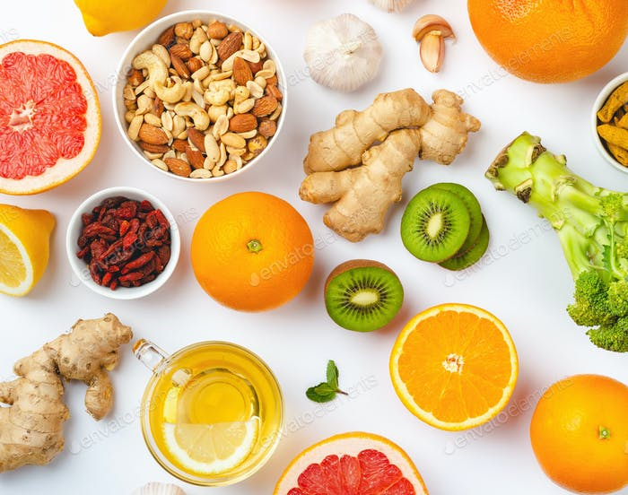 Food for good immunity