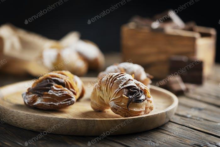 dessert of Naples aragosta