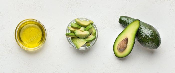 Concepto de dieta vegana