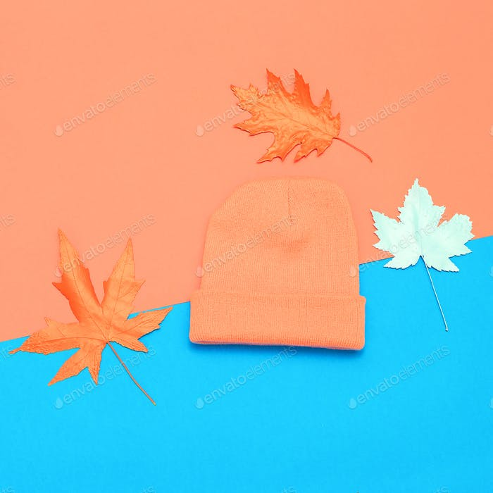 Season Fall Winter fashion accessories cap beanie minimal