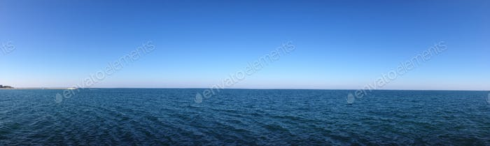 panoramic sea view