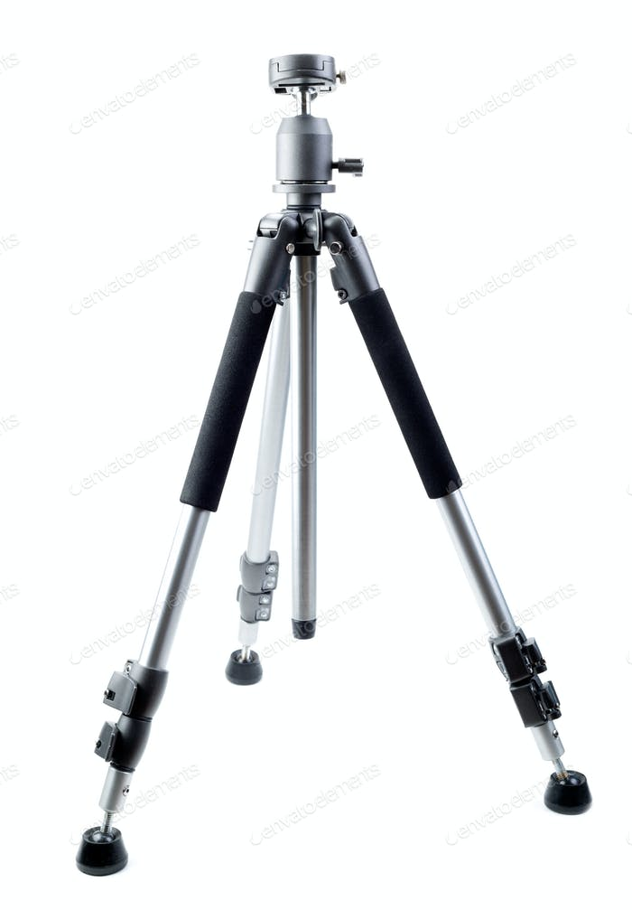 tripod for photo and video cameras