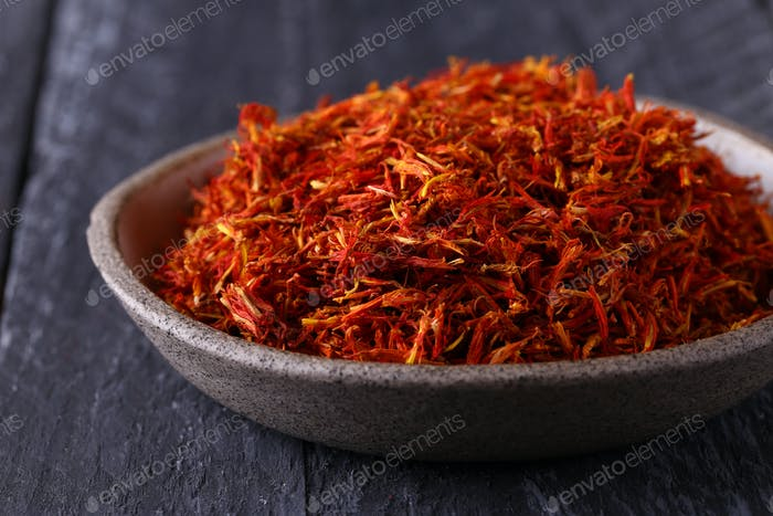 Orange Spice Saffron
