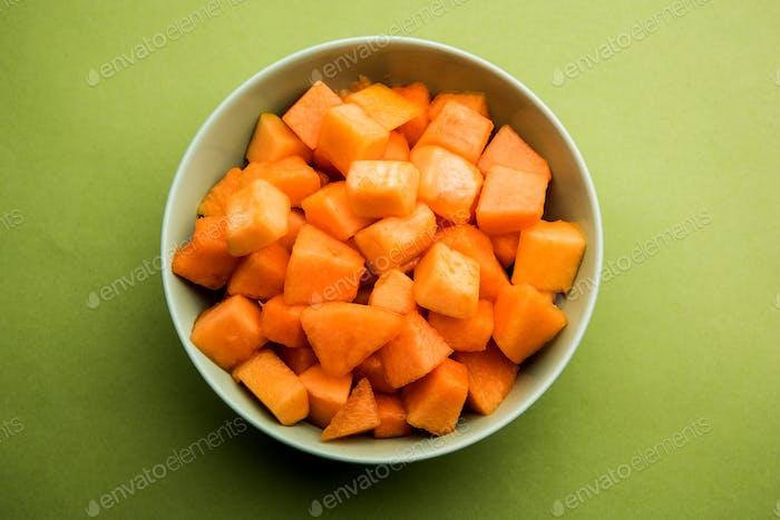 Cantaloupe / muskmelon / kharbuja