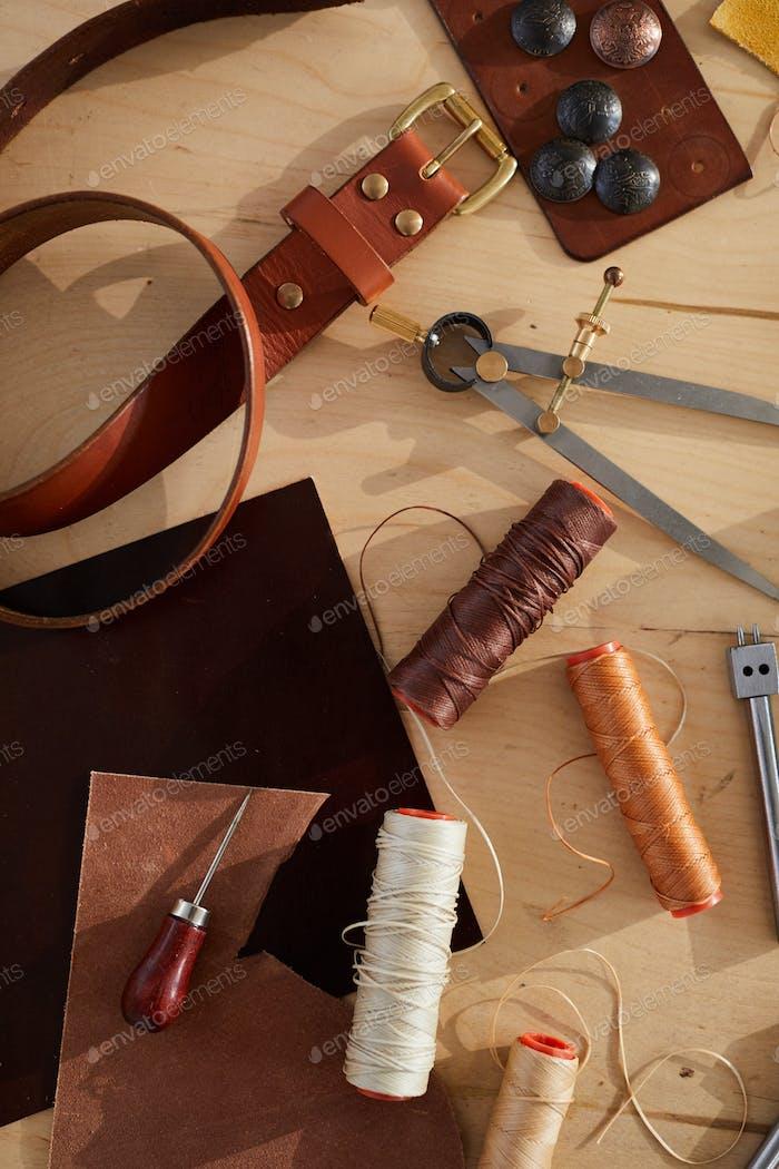 Leatherwork Concept
