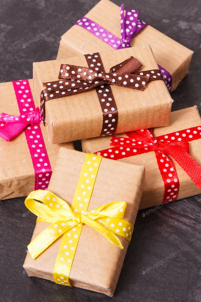 Gifts for Christmas, Valentine, birthday or other celebration