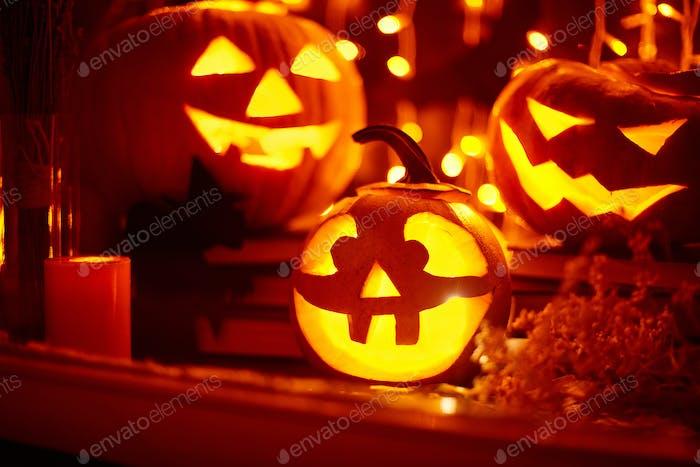 Helloween lanterns