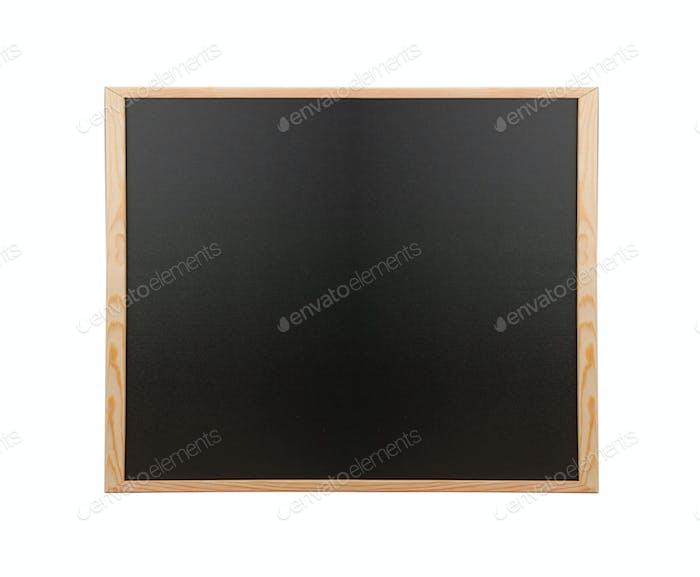 Tafel isoliert