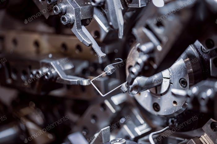 CNC Drahtformmaschine, moderne CNC Federmaschinen für Produkt