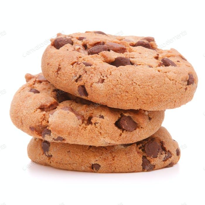 Schokolade hausgemachte Gebäck Kekse