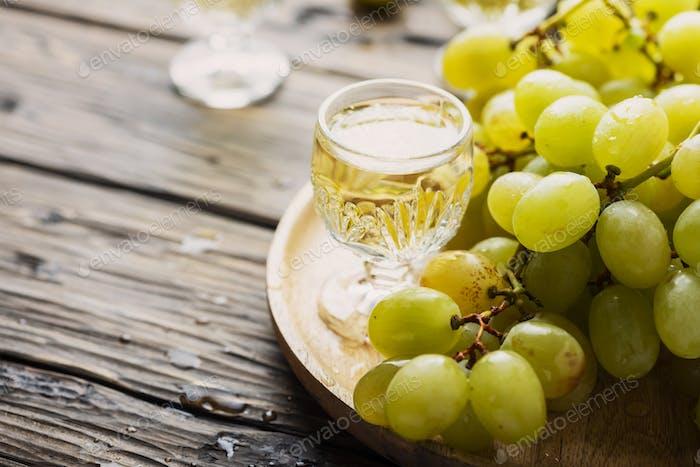 Traditional Italian grape
