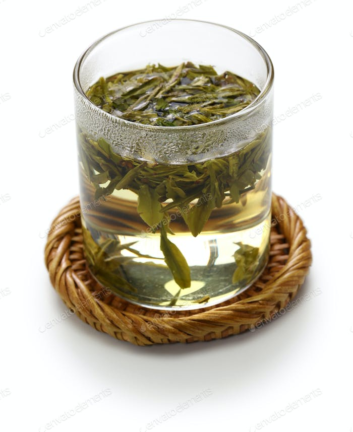 longjing tea, chinese famous green tea