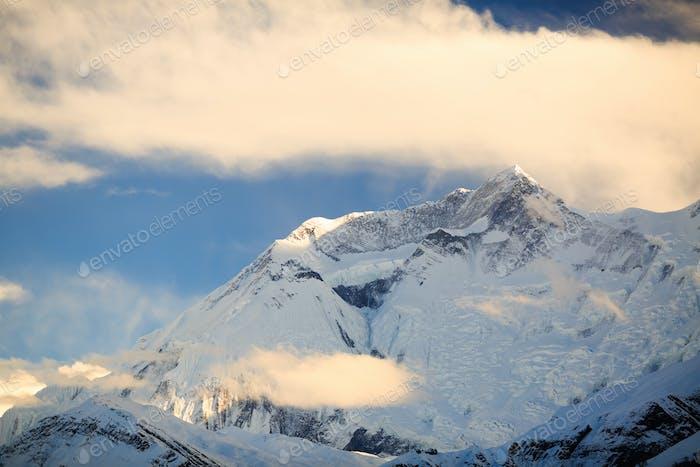 Gebirgslandschaft, Annapurna Bereich Nepal