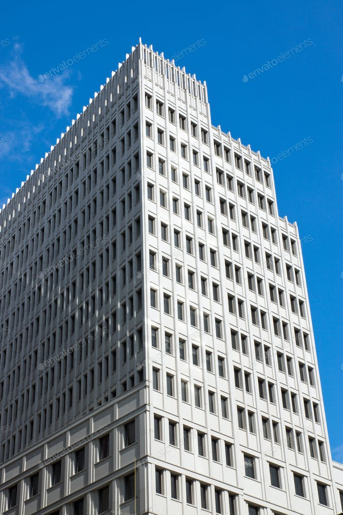 Wolkenkratzer in Berlin