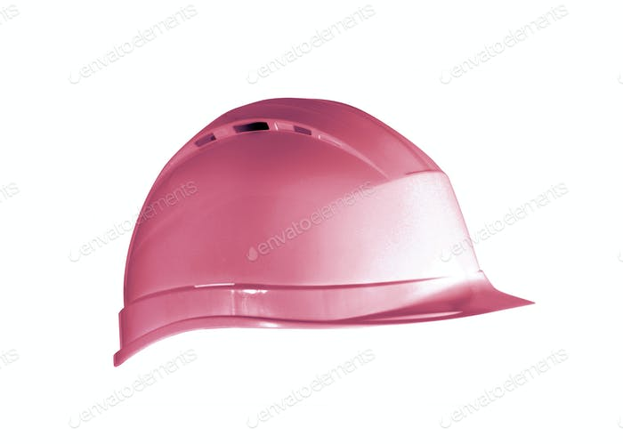 Hard hat isolated