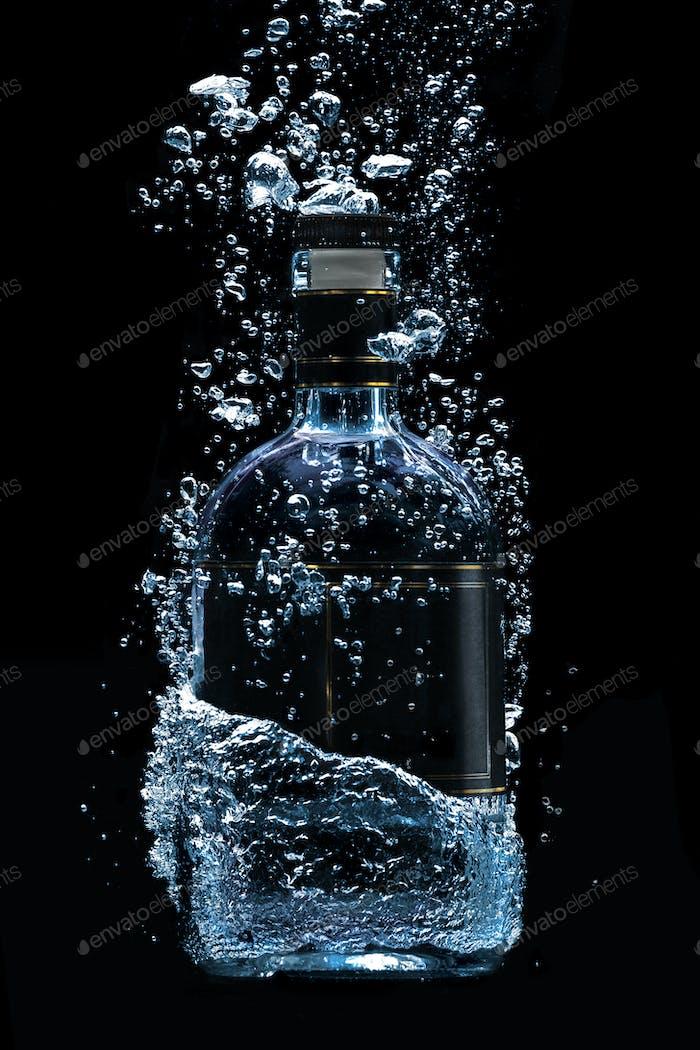 An alcohol diver.