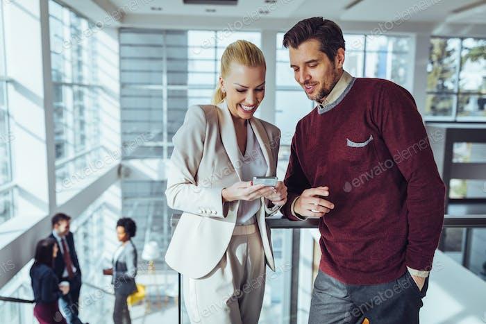 Reaching their business goals with modern technology