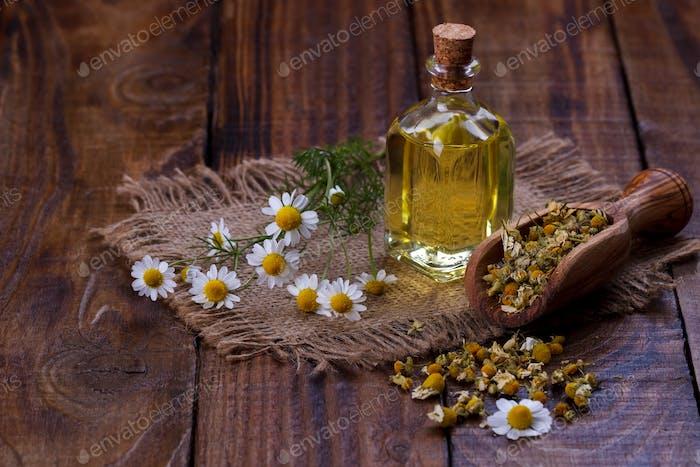 Kamillenöl Aromatherapie