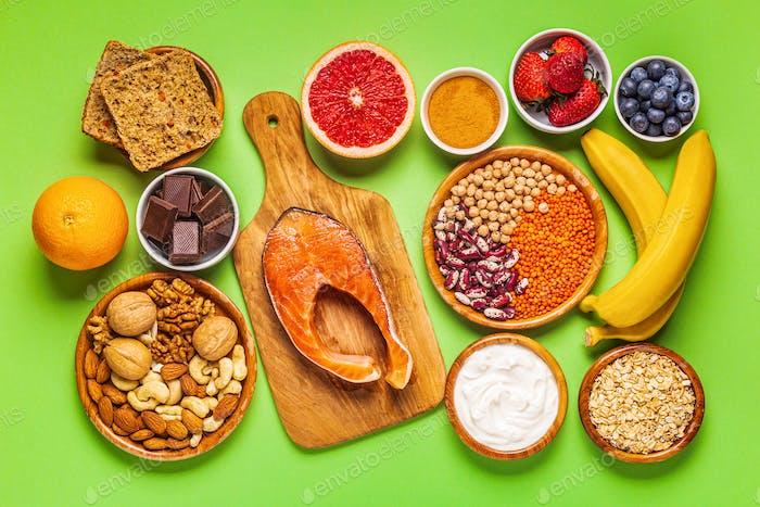Foods for Improving Mental Health