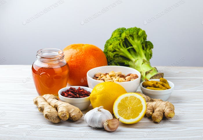 Food for immune system