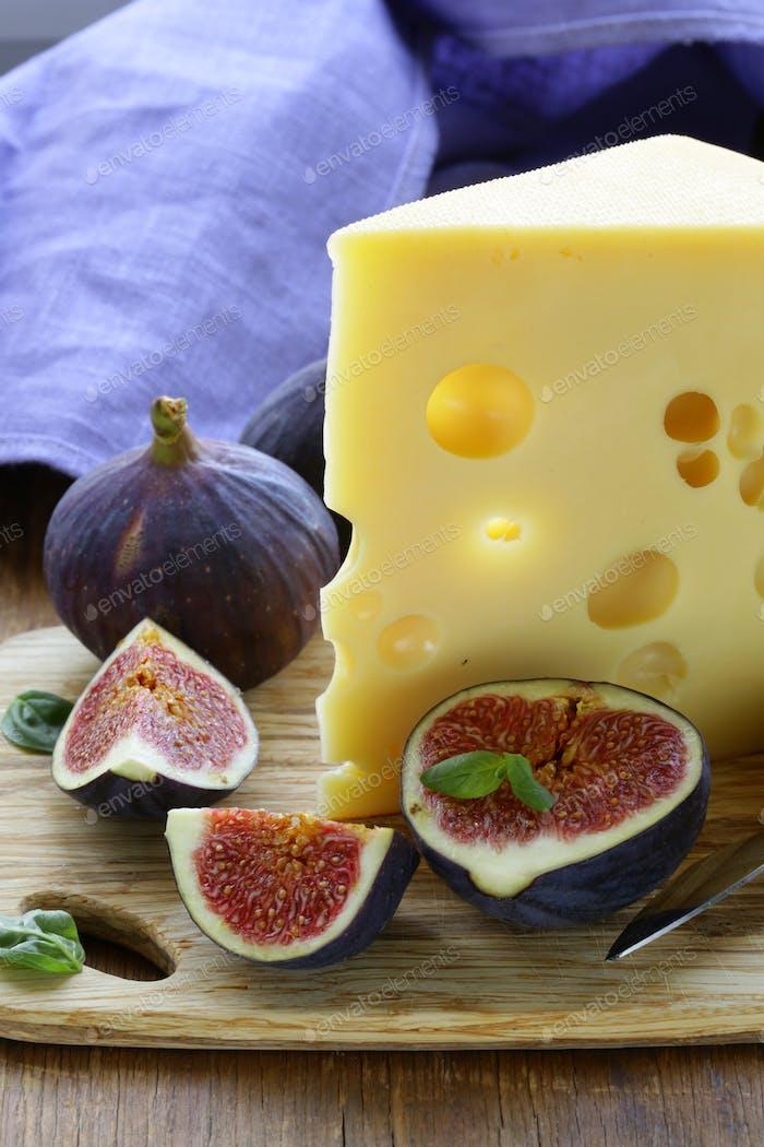 Piece of Cheese (Maasdam)