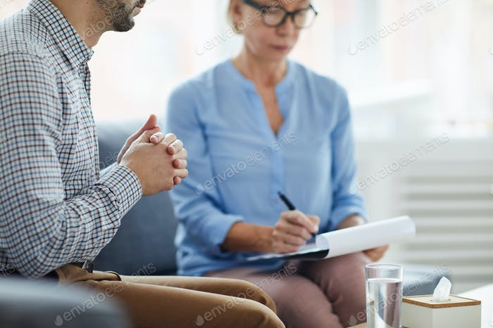 Meeting counselor