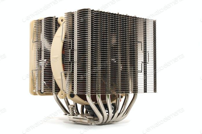 Cooler computer