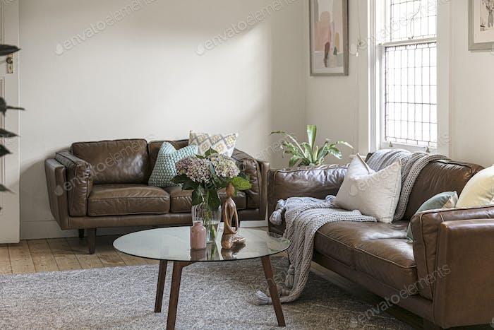 Ajuste del sofá