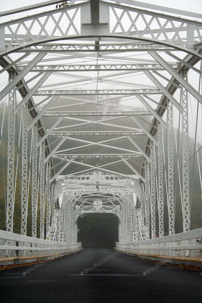 Old single lane bridge