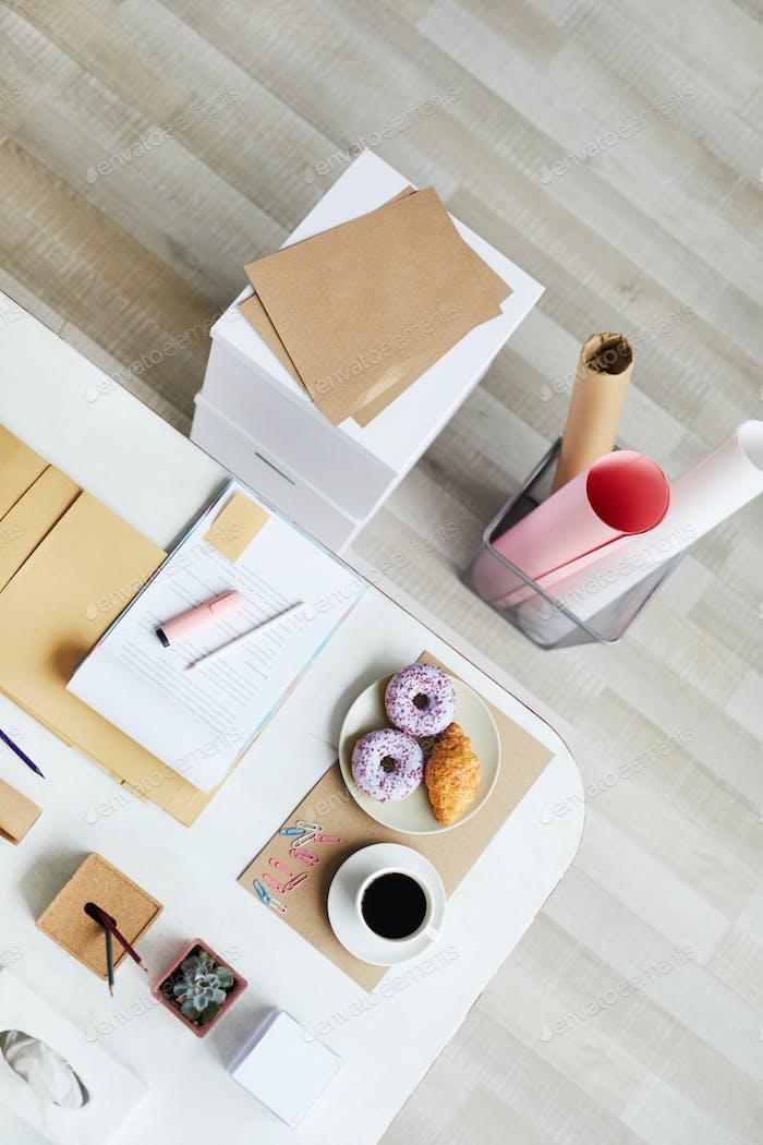 Lieferungen von Architekten