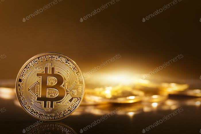 Gold bitcoins