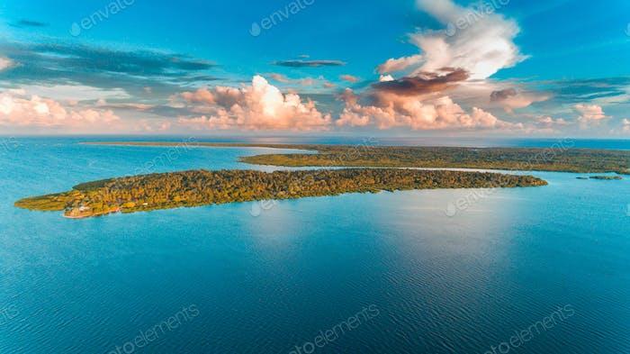Chole mjini, остров Мафия