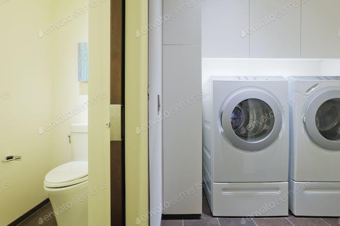 Wäscherei Raum