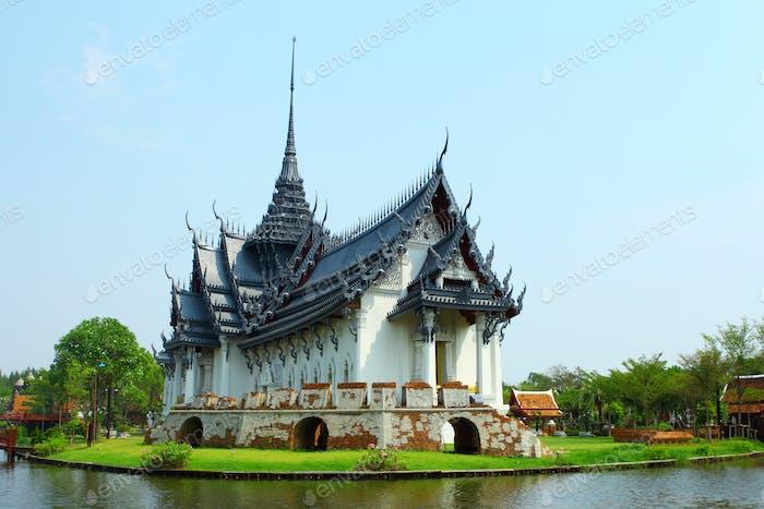 Sanphet Prasat Palace Bangkok
