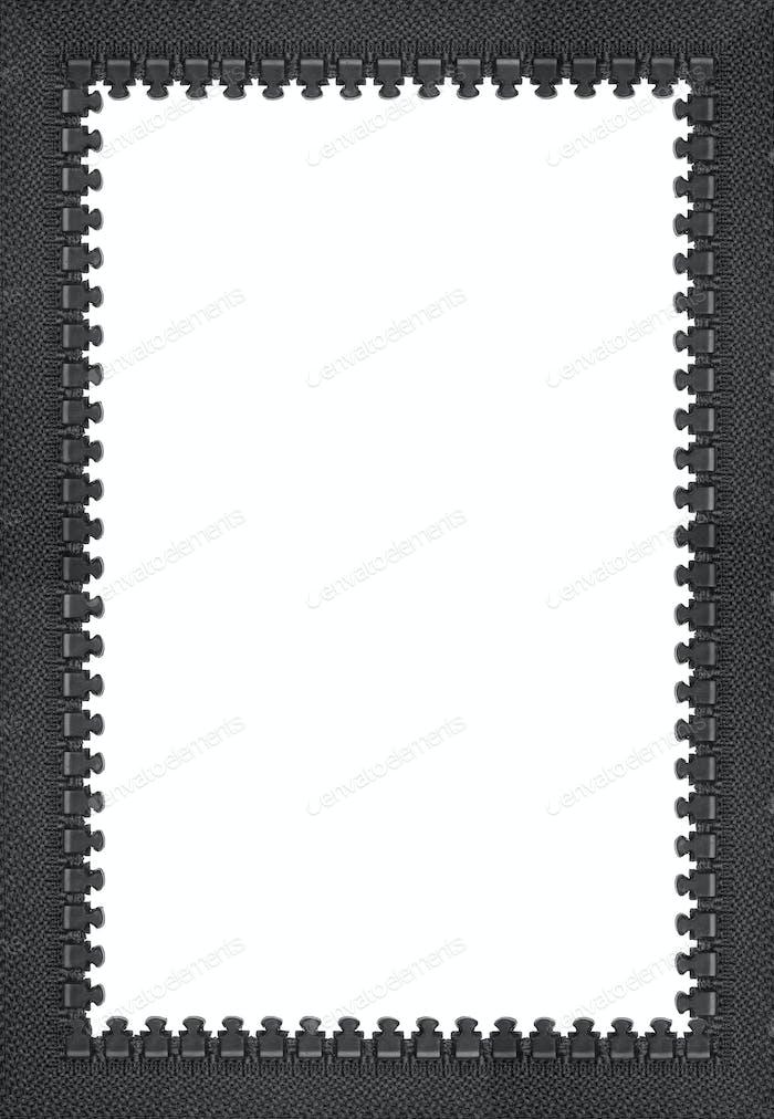 Zip frame