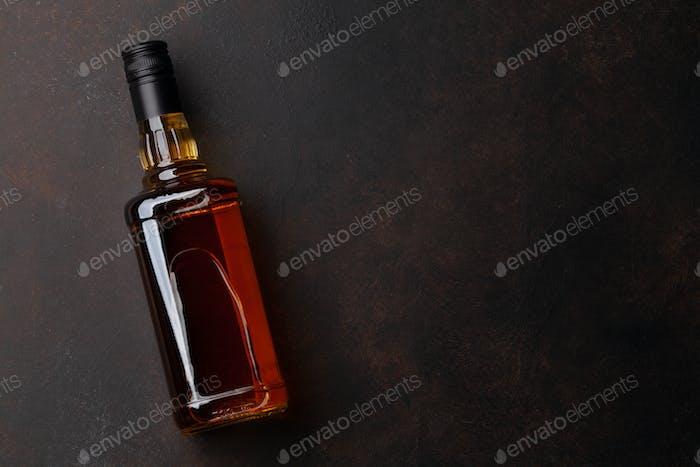 Scotch Whiskyflasche