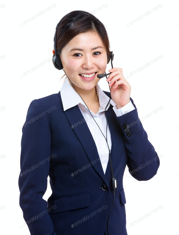 Betreiber des Kundendienstes