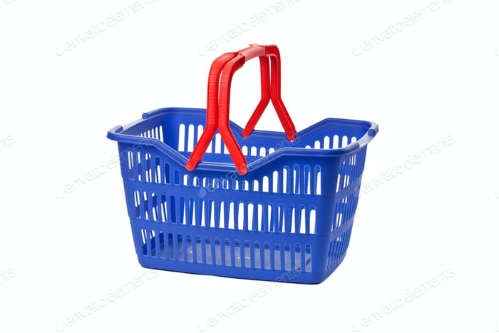 пустая корзина для покупок