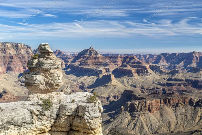 Grand Canyon Donald Duck Rock