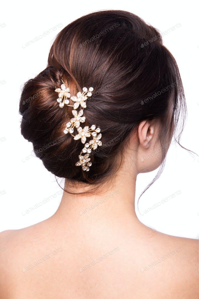 Beauty Hochzeitsfrisur